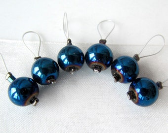 Time and Relative Dimensions in Space  - Doctor Who Series - Six Snag Free Stitch Markers - Fits Up To 5.5mm (9 US) - Final Sets