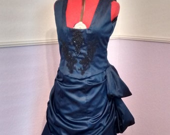 1880's Evening Gown