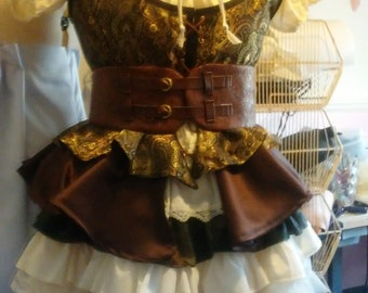 Made to Order Steampunk, Pirate Costume