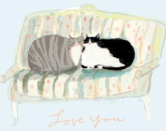 Love & Friendship Cards