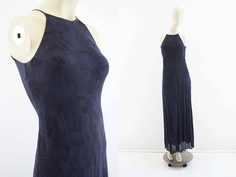 Vintage 90's Maxi Dress  Benjamin A.  Los Angeles image 0