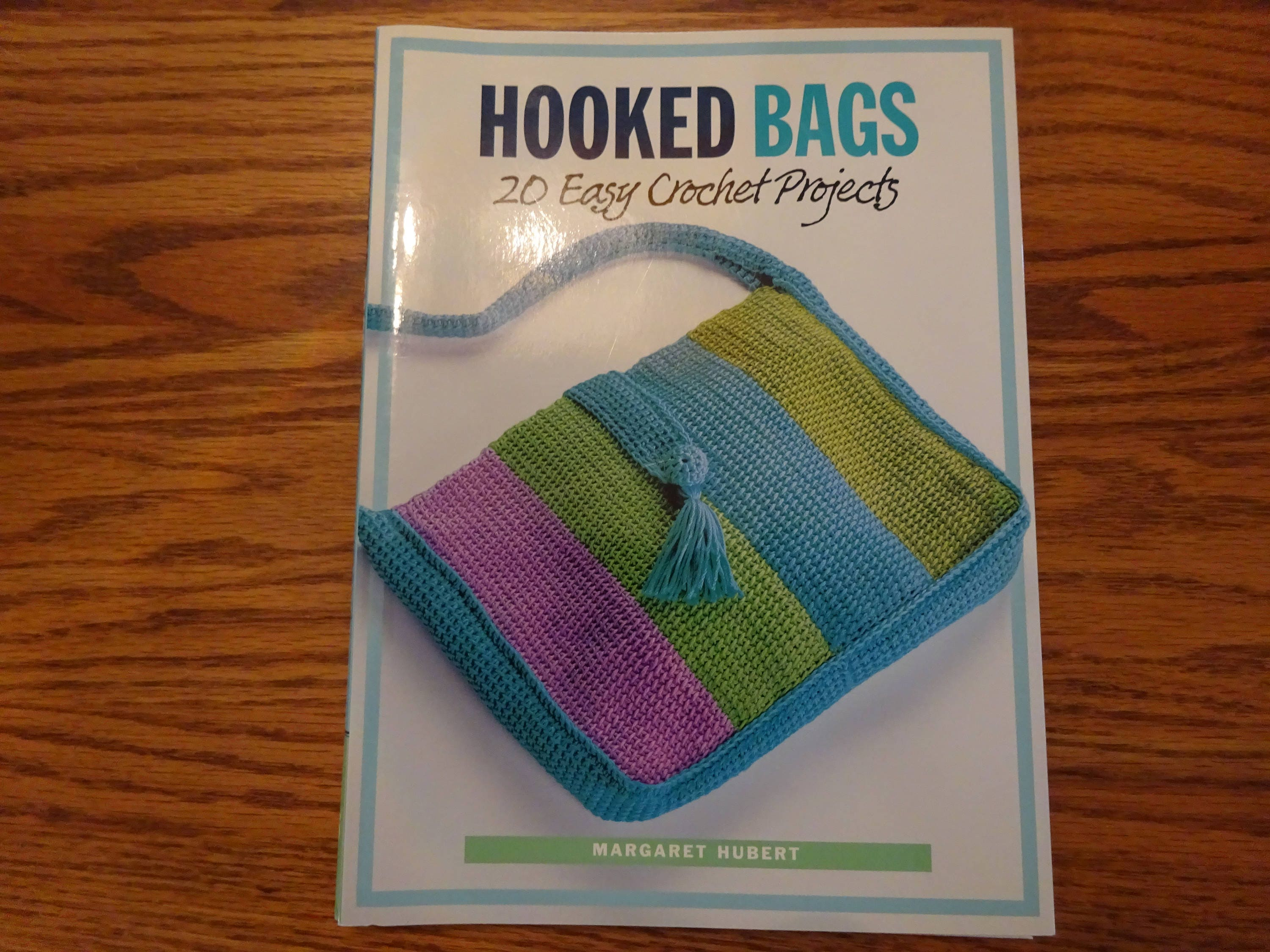 Crochet Pattern Book Crochet Bags Fashion Bags To Crochet Etsy