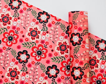 Gift Wrapping - Cherry Blossom