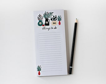 Things To Do List Notepad