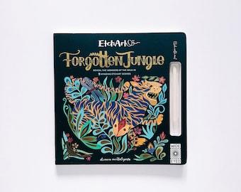 Etchart: Forgotten Jungle (signed by Artist)
