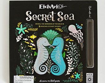 Etchart: Secret Sea (signed by Artist)