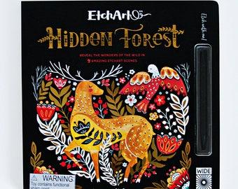 Etchart: Hidden Forest (signed by Artist)
