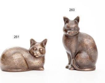 Cat - Seated (Second in photo)