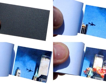 9/11 Flipbook by Scott Blake