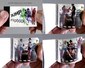 JUMP! Flipbook by Scott Blake