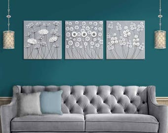 538e8bbe577 Extra Large Wall Art Textured Paintings