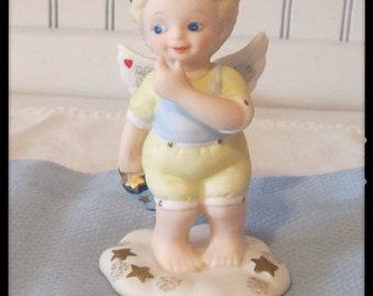 Angel, Playing in the Stars, Tender Hearts Collection by Katherine Stevenson