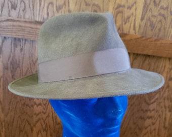 8900885cb Wide brim hat men   Etsy