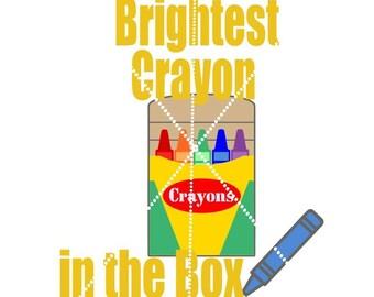 crayon box svg etsy