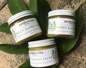 Green Elder Salve herbal ...