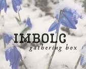 IMBOLC GATHERING BOX pre-order Mother Hylde's Herbal spring Celtic pagan holiday festival ritual wheel of the year