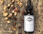 Untangle Elixir Mother Hylde's Herbal energetic flower essence tincture Beltane Beltaine Celtic pagan hawthorn