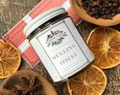 Mulling Spices Danish Gløgg mulled wine cider wassail Christmas Yule Mother Hylde's Herbal 6oz jar