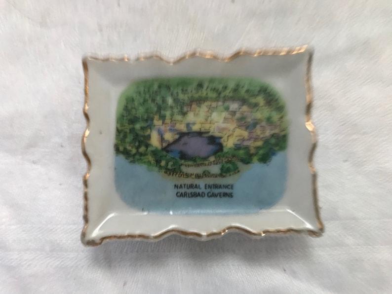 New Mexico Mini Souvenir Ashtray Set