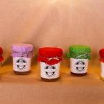 jellies/pickles/bbq sauce