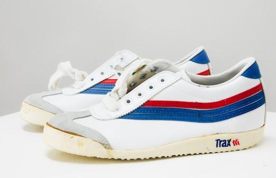 Vintage 70s 80s Athletic Tennis Shoes