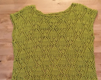 Summer Lace Top Pattern