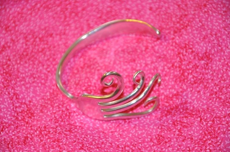 Wholesale LOT of 5 Funky Fork Bracelets