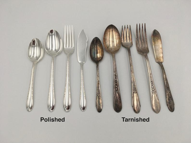 MINI Rad Spoon Handle Keys Hooks Vintage Reclaimed Silverware