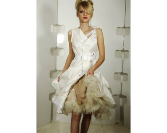 iida Silk Dress Storm Handmade 2014 Fashion