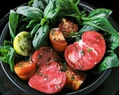 Heirloom Pink Brandywine Tomato Seeds Vegetable Garden Organic Seed Non Gmo Beefsteak Rare