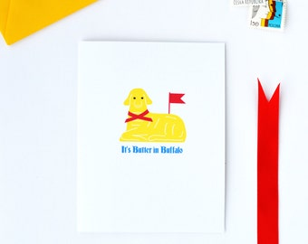 buffalo ny easter card set, butter lamb easter card pack, funny easter cards, polish easter cards