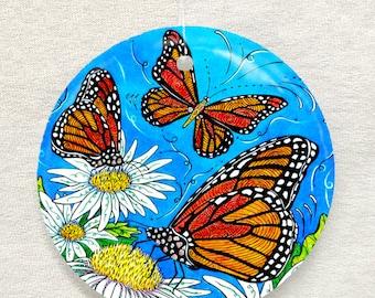 Monarchs Butterfly Ornament and Suncatcher