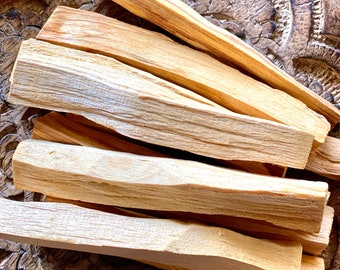 Palo Santo Holy Wood Smudge Sticks - 3 Pack