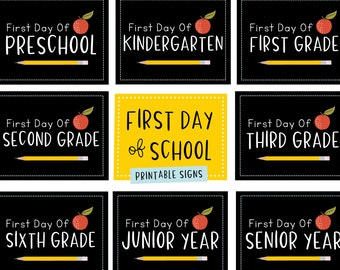 Back To School Quotes Printables Teacher Printables Etsy