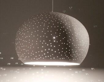 Ceiling Light: Large Clay-light Pendant