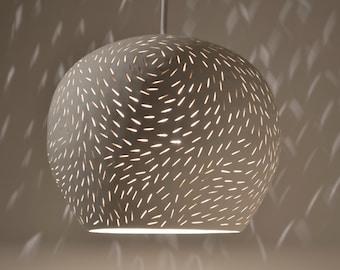 "CLAYLIGHT MEDIUM PENDANT : 7"" Pendant Light | Ceiling Light | Artistic Lighting"