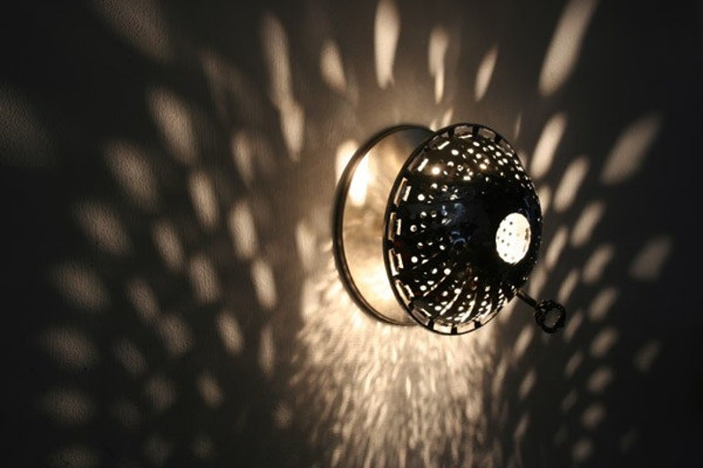 STEAMLIGHT SCONCE Hard-Wired Model : Wall Lamp  Bedside image 0