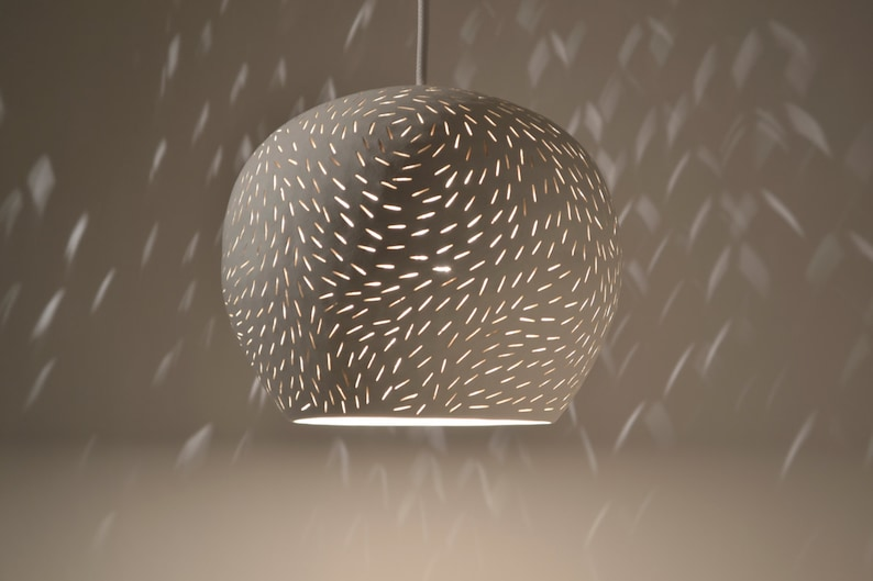 CLAYLIGHT MEDIUM PENDANT : Minimalist Decor  Ceiling Light  Line