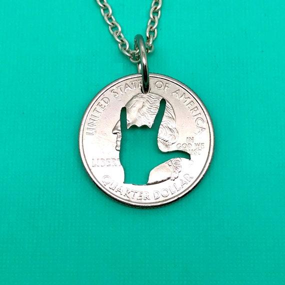 Sign Language Necklace Keychain Asl I Love You Asl Etsy