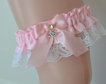 Pink Prom Garter-Prom Garter 05f4b0620