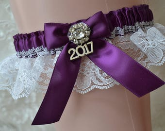 Prom 2017 garter
