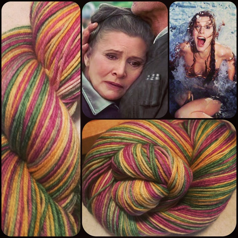 Sock Yarn 462 yds General Organa