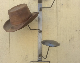 Wall Hat Rack Etsy