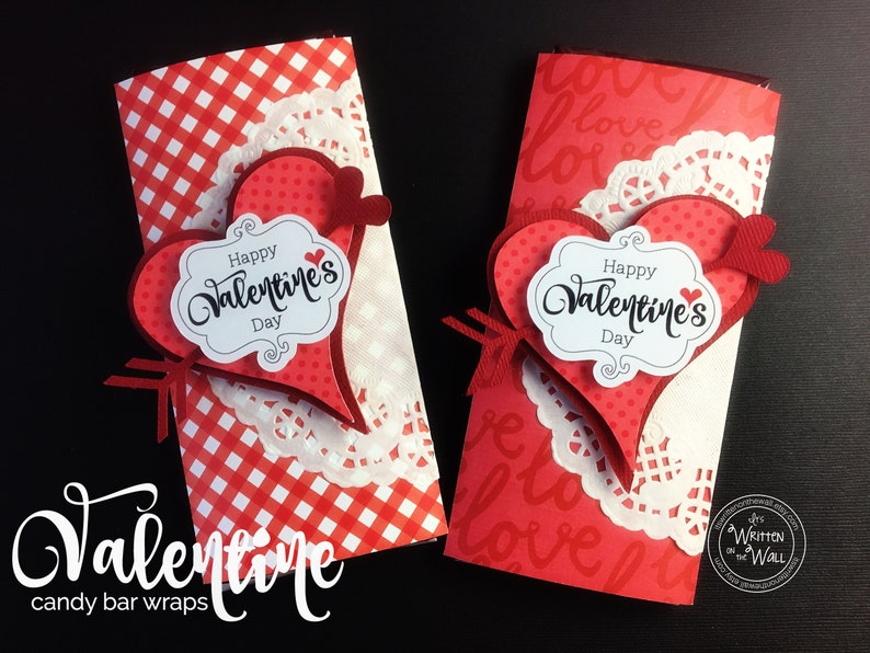 KIT Valentine's Day Employee Appreciation Gift  Co-Worker Half each design