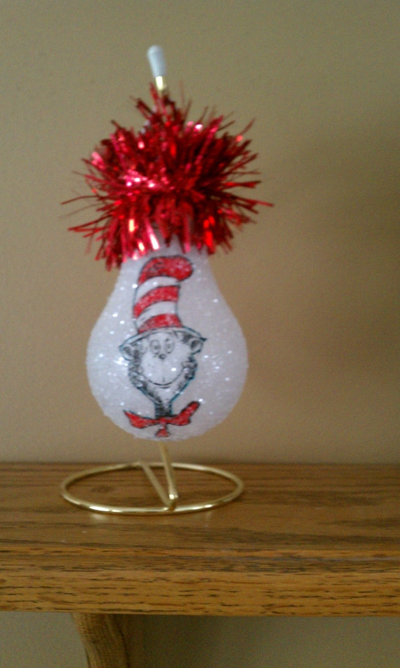 Like this item Dr Suess keepsake light bulb