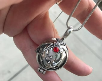 Elena Gilbert vervain locket from The Vampire Diaries