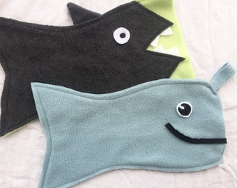 Whale Stocking, Christmas Stocking