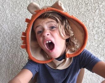 Lion Cape, Kids Costume, Halloween Costume or Dress Up Cape