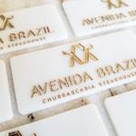 Laser Engraved Name Badge CUSTOMIZED