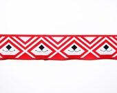 Hidden Bear Sewing Trim - Jacquard Ribbon - For Sewing Embellishing Packaging
